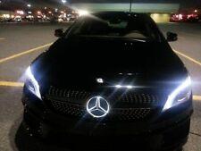 Illuminated LED Light Front Grille Star Emblem Badge for Mercedes Benz 2011-2017