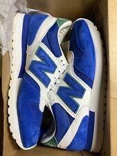 New Balance M770CF Blue/White Made in England Cumbrian Pack Size 9 Brand New!