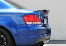 PERFORMANCE Style Trunk Spoiler For MY04-13 BMW E82 1-Series/1M (CARBON FIBRE)