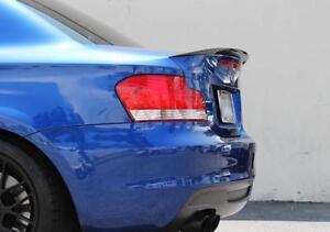 M-P Style Trunk Spoiler For 2004-2013 BMW E82 1-Series & 1M Coupe (CARBON FIBRE)