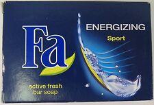Fa Sport Energizing Bar of Soap -1 ct -