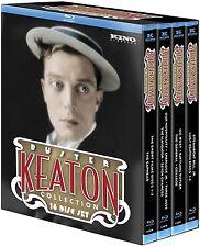 THE ULTIMATE BUSTER KEATON COLLECTION Blu-Ray Box Set SHERLOCK STEAMBOAT BILL JR
