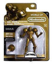 World of Nintendo Trophy Samus 4 Inch Figure - New/Sealed