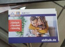 ALDI TALK SIM Karte Starter Set inkl. 10 ? Guthaben 01575 121 9419