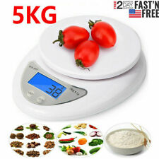 Digital Kitchen Food Cooking Scale Weigh In Pounds Grams Ounces And Kg New