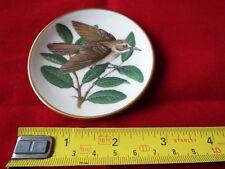 FRANKLIN PORCELAIN SONGBIRDS OF THE WORLD MINI PLATE. #25