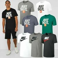 ✅New Nike JDI Just Do it Mens Sports Casual Tee T Shirts Cotton Sale rrp £25 ✅
