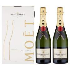 Champagne Brut Imperial 2 bott. 0,75 lt - Twin Set - Moet & Chandon - francese