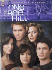 ONE TREE HILL: 5 DVD Saison 5 en Anglais, sous titrée francais anglais espagnol