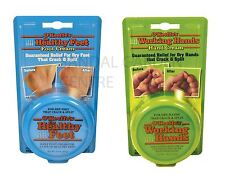 O'Keeffes Working Hands Hand Cream And Healthy Feet Foot Cream Twin Pack