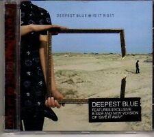 (CJ689) Deepest Blue, Is It A Sin - 2004 CD