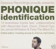PHONIQUE = identification = ELECTRO DEEP HOUSE SYNTH POP SOUNDS !