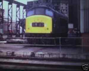 PMP DVD 1640 BRITISH RAIL RAILWAYS 1970s  BY BOB DALTON