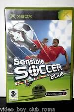 SENSIBLE SOCCER 2006 GIOCO USATO XBOX EDIZIONE UK NON COMPATIBILE XBOX360