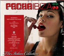 PACHA IBIZA THE ITALIAN COLLECTION DJS DAB  DOPPIO CD SEALED 2010 DIGIPACK