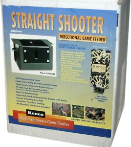Kenco Straight Shooter Directional Automatic Game Feeder Barrel Mounted PC-44-S