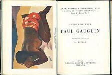 GAUGUIN - De Witt Antony, Paul Gauguin