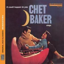 Concord Jazz-Musik-CD-Chet Baker's
