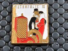 PINS PIN BADGE CAR CLUB RETROFOLIE 92