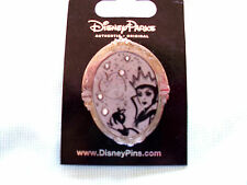 Disney * EVIL QUEEN & APPLE * Villain Constellations - New on Card Jeweled Pin