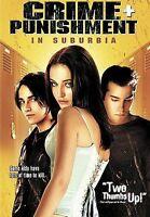 Crime + Punishment in Suburbia DVD