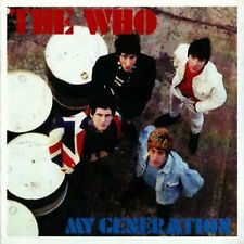 THE WHO - MY GENERATION - Deluxe Jewel Case Edition - 2 CD