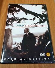 Wild Strawberries - Ingmar Bergman - NEW DVD