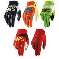 100% Prozent Airmatic Kinder Handschuhe MTB DH MX FR AM Motocross Enduro Offroad