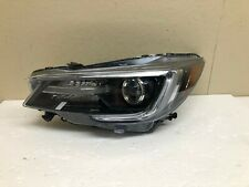 2018 2019 Subaru Legacy/Outback Left Headlight LED OEM