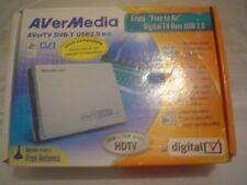 Avermedia Avertv DVB-T USB 2.0 - receptor de DVB-T-USB de alta velocidad