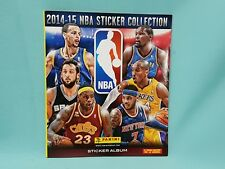 Panini NBA 2014/2015 Sticker Collection Album Leeralbum Sammelalbum