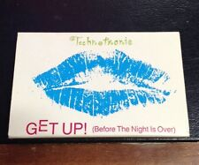 Technotronic Get Up! Cassette Single