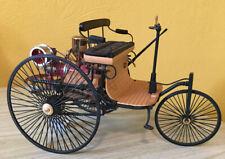 New ListingFranklin Mint 1886 Mercedes Benz Motorwagen 1:8 Scale-Die Cast-Antique Car