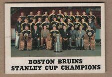 1970-71 Boston Team Hockey O-Pee-Chee card #232 Ex-Mint Buy It Now   29.99$