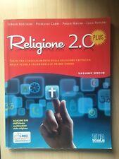 RELIGIONE 2.0 PLUS. RELIGIONE CATTOLICA SCUOLA MEDIA 9788810614181