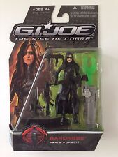 G.i. Joe Movie The Rise of Cobra Action Figure - Baroness Paris Pursuit. Hasbro