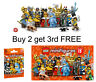 LEGO Minifigures Series 15 71011 - Choose Your Minifigures - Buy 2 get 3rd FREE