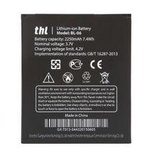 1pcs New Battery For THL T6 Pro T6S T6C BL-06 2250mAh