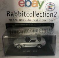"DIE CAST "" SLS AMG 2010 "" MERCEDES COLLECTION SCALA 1/43 (34)"