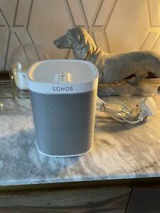 Sonos Play 1 Speaker - White