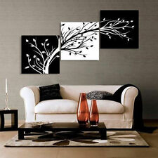 HD Canvas Print Abstract home decor wall art painting Picture 3PC ,(no framed)