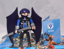 Playmobil 5598 Figures Boys Serie 9 # 7 Ninja Krieger mit Doppelschwert NEU