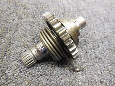 1992 Suzuki RM250 Kickstarter gear assembly components 92 RM 250