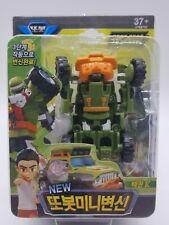 NEW Tobot TACKWON K Youngtoys Mini Car Transforming Robot  US SELLER
