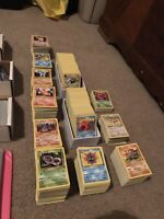50 Lot Original Vintage WOTC Pokemon Cards 1st Edition Shadowless Included