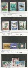 Finland, Postage Stamp, #B176-8, B179-84, B188 Mint Lh, B189-90 Used, 1966-70