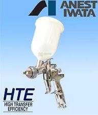 IWATA AZ3 HTE2 1.3mm TIP NEW ACRYLIC GRAVITY ANEST AIR SPRAY GUN PRIMER