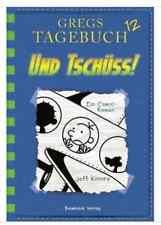 GREGS TAGEBUCH 12: Und Tschüss! ° gebunden! ►►►UNGELESEN ° von Jeff Kinney
