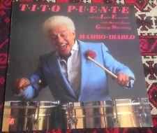 TITO PUENTE mambo diablo 1985 GERMAN CONCORD PICANTE VINYL LP
