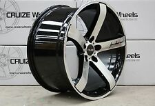 "18"" CRUIZE BLADE BP ALLOY WHEELS FIT VW TRANSPORTER T5 CAMPER CALIFORNIA"